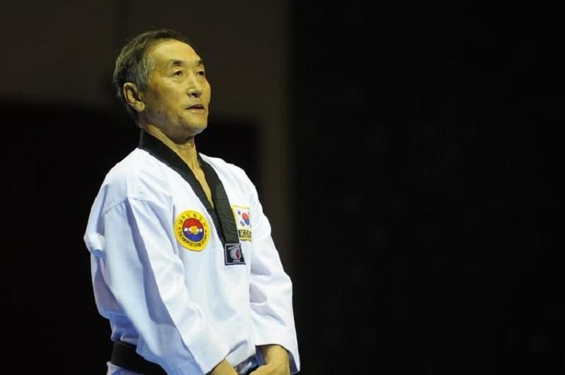 Exhibición taekwondo en Os Remedios8-4-15