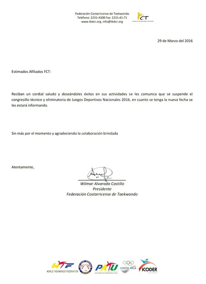 Boletín FCT