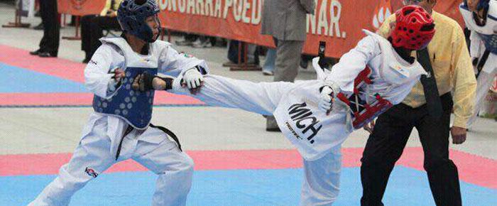 Obtiene-Michoacan-historico-resultado-en-torneo-de-tae-kwon-do