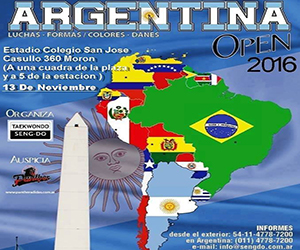 Argentina Open 2016