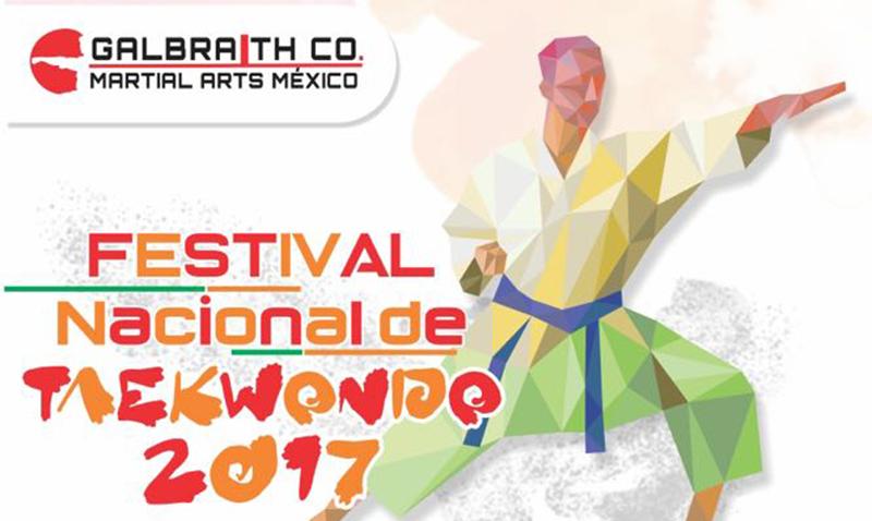 Festival Nacional de Taekwondo 2017